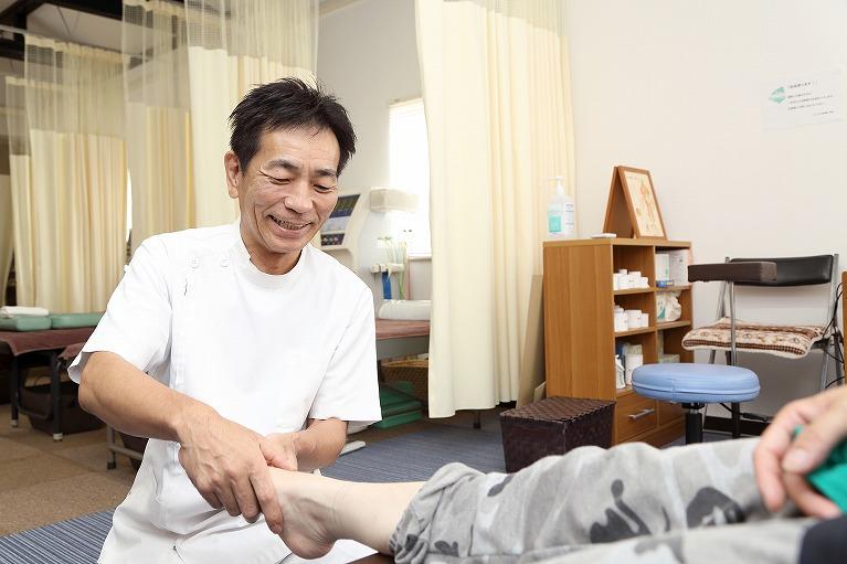 坐骨神経痛に対する当院の考え方